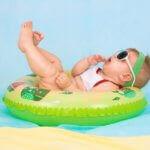 赤ちゃんの夏の服装って?肌着は必要?月齢別の着せ方や夜着せる物は?