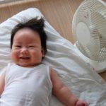赤ちゃんの夏の睡眠のために!快適に眠れる環境を作る工夫と寝汗対策