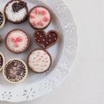 バレンタインの友チョコ作り!簡単でかわいいのに安い美味しいレシピ!